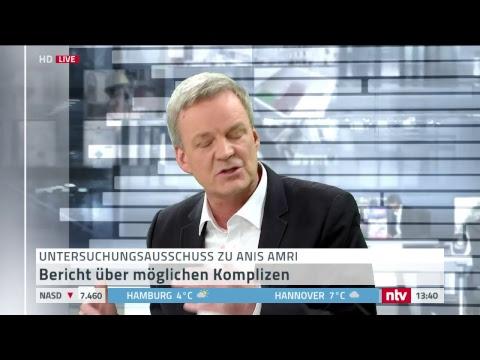 Grünen-Abgeordneter Konstantin von Notz zum Fall Anis ...