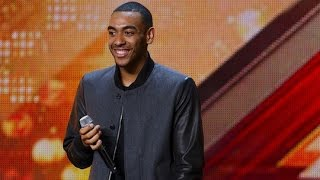 THE X FACTOR 2015 AUDITIONS -JOSH DANIEL SINGS JEALOUS BY LABRINTH
