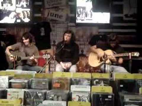 Junior Varsity - acoustic show at Scottie's records in NJ.