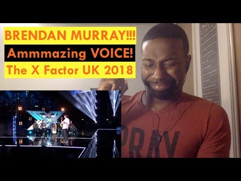 "YouTubers React: ""Brendan Murray"" is the BEST | The X Factor UK"