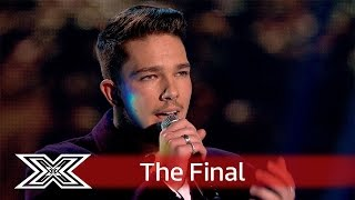 Download Lagu Matt Terry debuts When Christmas Comes Around | Final Result | The X Factor UK 2016 Mp3