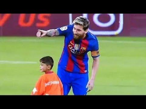 cuando los niños conocen a sus Ídolos | momentos hermosos del futbol