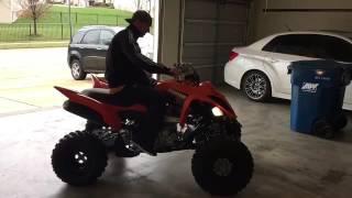 9. 2017 Yamaha Raptor 700 for XMAS!!!
