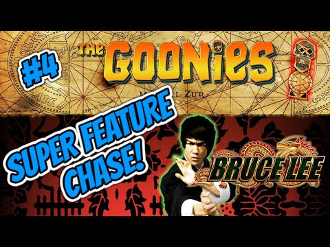 Bruce Lee 20 Spins/Goonies Red Key Chase! Episode 4