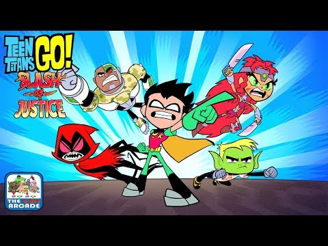 Steven Universe - Teen Titans Go: Slash of Justice - Bring Brother Blood to Justice (Cartoon Network Games)