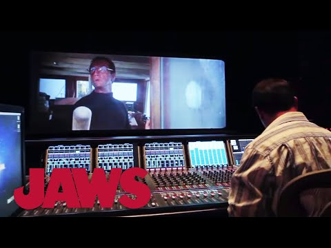 Jaws | Restoration | Blu-ray Bonus Feature Clip | Own It On Blu-ray, DVD & Digital