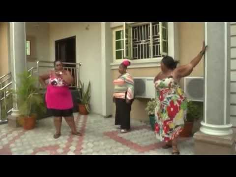 Latest Nigerian Movie - HUMMER BABES - Four Sisters In Fight With Their Boobs And Rump