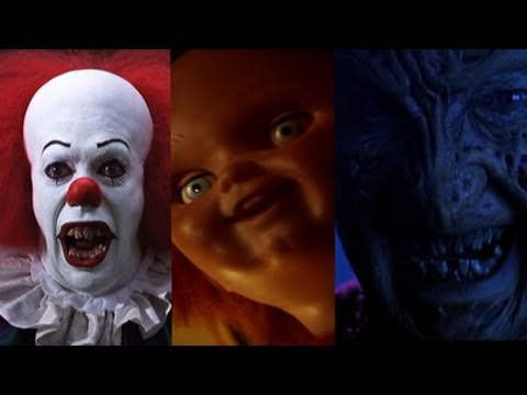 Top 10 Scariest Horror Movie Villains