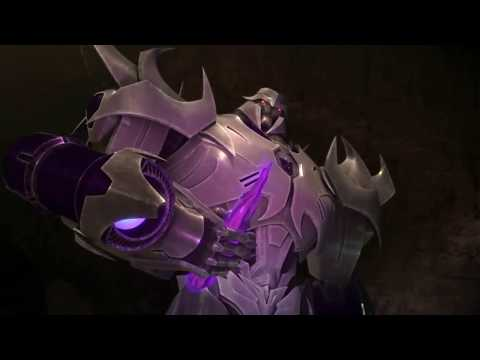 Transformers Prime : Episode 2 in Hindi || Episode 2 part {1/3} ||