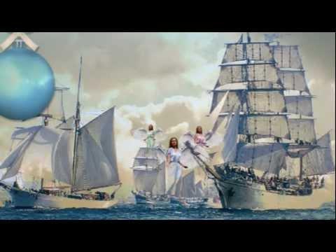 Tekst piosenki Bing Crosby - I Saw Three Ships po polsku