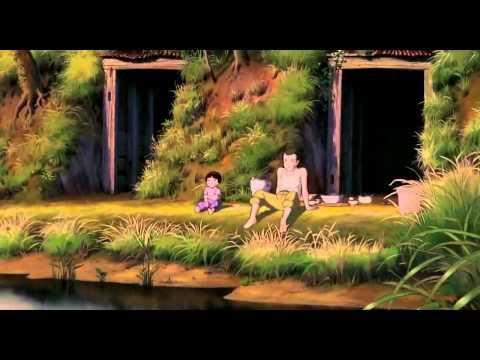 Ngôi mộ đom đóm - Phim hoạt hình Nhật Bản.