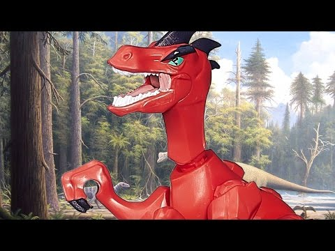 Разборные фигурки Динозавров HASBRO Мир Юрского Периода (Velociraptop), (B1196/B3240)