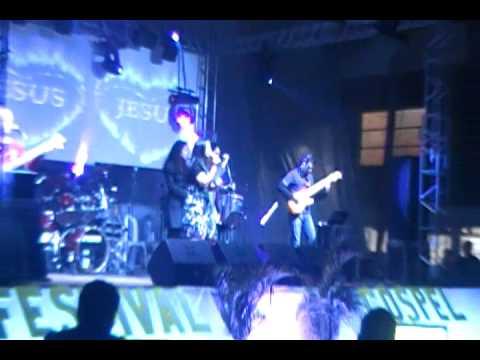 1 festival gospel de SANTA TEREZA DO OESTE- PR