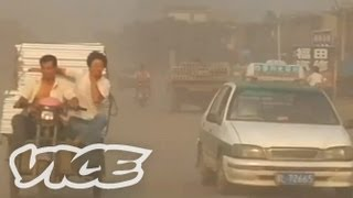 Linfen China  City new picture : 中国の環境汚染 - Toxic Linfen China