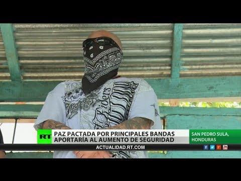 Honduras: La Mara Salvatrucha y la Mara 18 acuerdan la 'cero violencia'