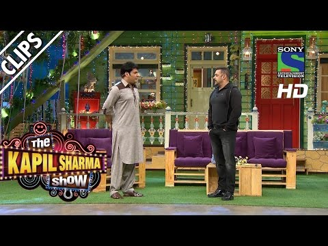 Salman Khan Has A Film Offer For Kapil - The Kapil Sharma Show -episode 23 - 9th July 2016