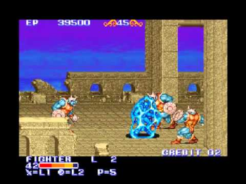 the king of dragons super nintendo (snes)