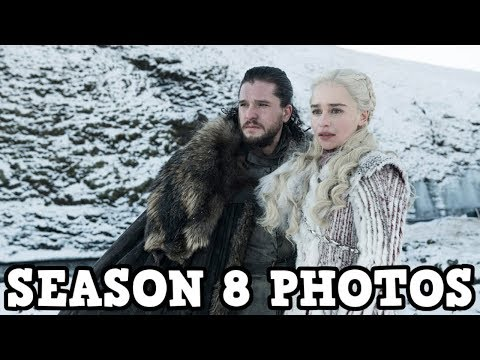 Game of Thrones Season 8 - First Photos Released