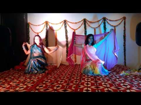 Video Dance on Maine Payal hai Chankai by Divya & Charu download in MP3, 3GP, MP4, WEBM, AVI, FLV January 2017