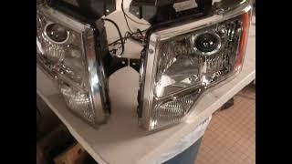09-12 F150 #8 - 55 Watt HID / Bi-Xenon Projector Retro-Fit by Sick HIDs