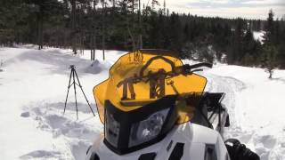 9. Tundra 600 ACE LT (The Mechanical Snowshoe)