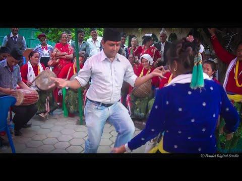 (एकपटक हेर्नै पर्ने खतरा नाच पन्चे बाजामा    Panche Baja Chitwan - Duration: 11 minutes.)