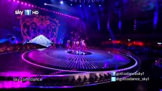 Got to Dance 4 Live Final: Mini Moves