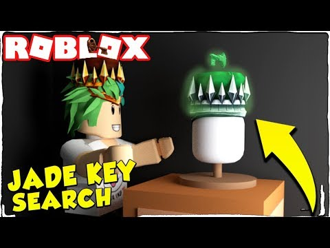 ROBLOX SOMEONE FOUND THE JADE KEY ALREADY (COPPER KEY LEADERBOARD) Ready Player One Event LIVE!
