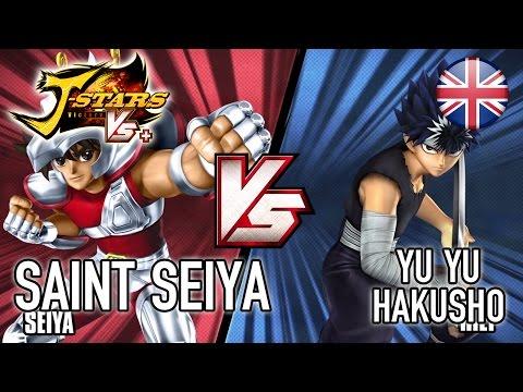 saint seiya vs yu yu hakusho - ps4/ps3/ps vita