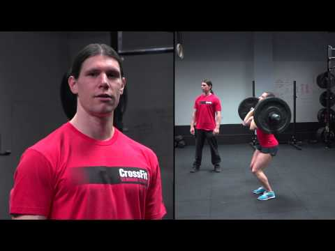 CrossFit of the Ozarks Oct 20,2014