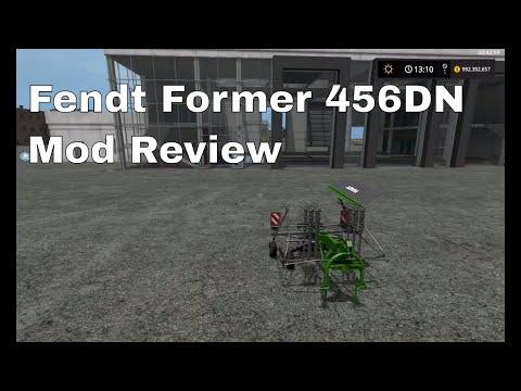 FBM17 Fendt Former 456 DN v1.0