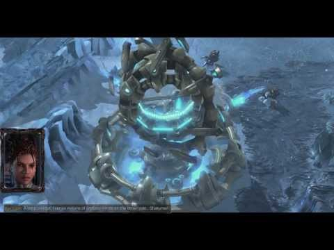Starcraft 2 Heart of the Swarm: The Story - Shoot the Messenger - 5/20
