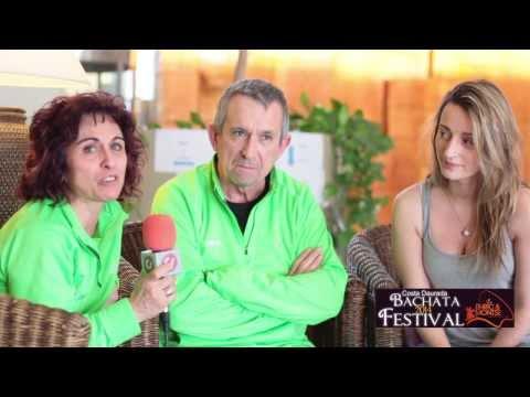 Costa Daurada Bachata festival 2014 (видео)