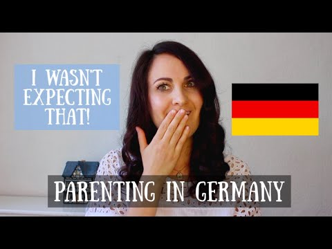 5 things that shoched me about parentin in Germany