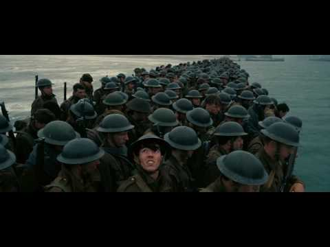 Dunkirk (2017) Announcement Trailer | 4K
