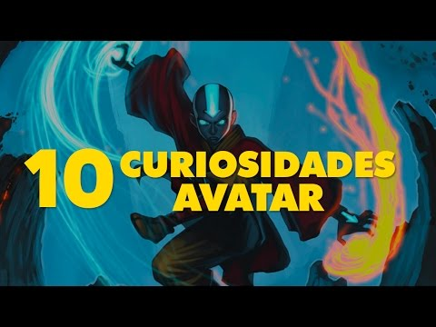 10 Curiosidades de Avatar: La Leyenda de Aang