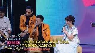 Download Video Penjelasan Asal Usul Nama Sabyan Part 3 - DMD Rindu Sabyan (20/11) MP3 3GP MP4
