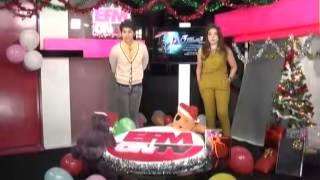 EFM ON TV 29 December 2013 - Thai TV Show