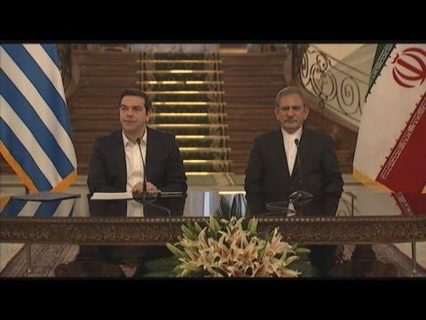 Α.Τσίπρας: Νέο πεδίο συνεργασίας Ελλάδας-Ιράν