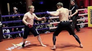 Делай спортивные ставки тут http://bit.ly/2nawfQ6 Один из самых зубодробительных боев с турнира по уличным боям...