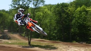 2. 2016 KTM 150 SX | First Impression | TransWorld Motocross