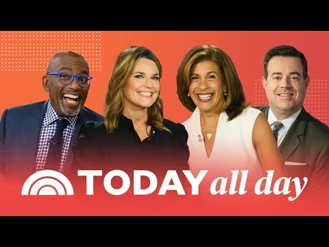 Watch: TODAY All Day - October 21