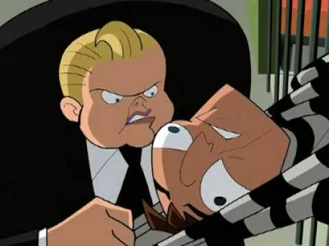 Batman: The Brave and the Bold (Ep. 1.16 Clip #1)