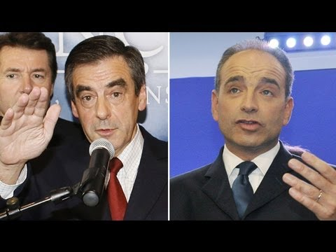 Fillon and Cope both claim victory in French opposition leader election