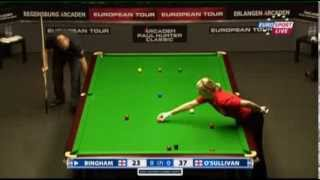 Stuart Bingham - Ronnie O'Sullivan (Full Match) Snooker Paul Hunter Classic 2013 - Quarter Final