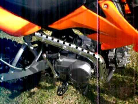 comment renforcer cadre moto