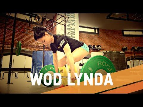 WOD Linda или 3 штанги смерти от Яны - ARMA SPORT