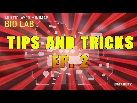 Advanced Warfare: BIO LAB! Jumps & Spots (COD: AW Tips & Tricks)
