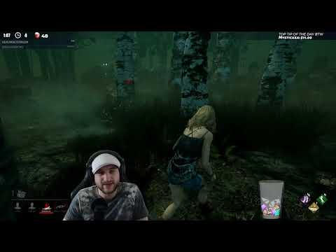 Dead By Daylight RANK 2 SURVIVOR! (KATE) - DOES THAT THEN DC'S...