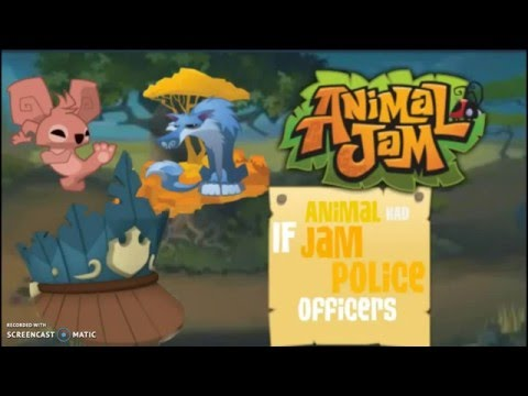 Video IF ANIMAL JAM HAD POLICE OFFICERS PART 2 (Animal Jam) download in MP3, 3GP, MP4, WEBM, AVI, FLV January 2017